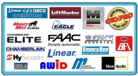 We are providing services for all the major brands